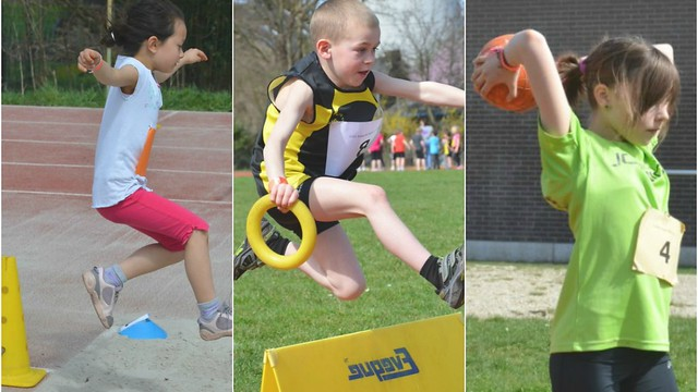 17/04 Kids' Athletics