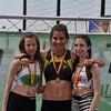 Trois médailles aux championnats francophones cadets-scolaires