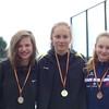 Championnats provinciaux : 12 médailles pour nos cadets-scolaires
