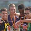 5 médailles pour nos cadets-scolaires aux championnats francophones