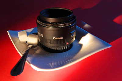 Canon's my cup of tea
