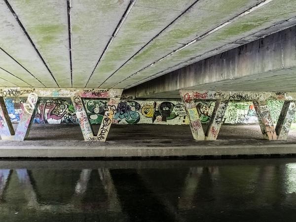JOHN MORISON UNDER THE BRIDGE
