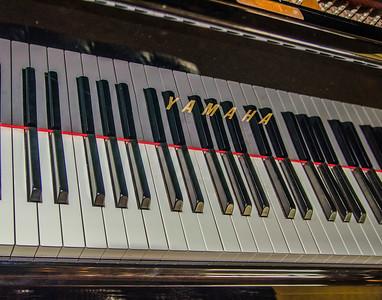 6 Piano Keys