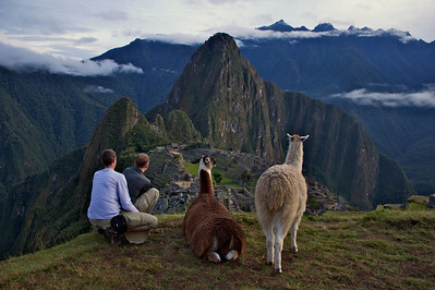 Sharing the wonder of Machu Picchu at sunrisePhotographers Name : Rob SallPhotographers Location : Chicago, ILTo vote in favor for this photo, simply add a comment below. You can also share this photo on Facebook and Twitter using the buttons above.