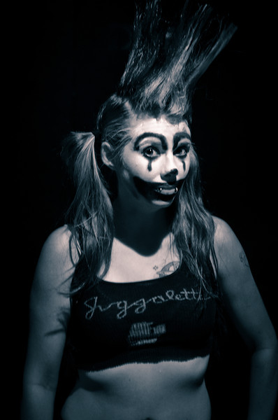 A Juggalette<br><br>Photographers Name : Jason Hite<br><br>Photographers Location : Grand Rapids, MI<br><br>To vote in favor for this photo, simply add a comment below. You can also share this photo on Facebook and Twitter using the buttons above.
