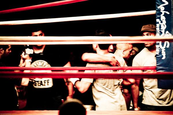 Phillipe Nover 1st Pro Muay Thai Fight