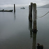 Entry: 109-SSmith<br /> <br /> Boat and Pilings<br /> False Pass, AK<br /> submitted by: Steve Smith