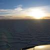 Entry: 002-Borsa<br /> <br /> A long day's end on the salt, September 15, 2009.<br /> <br /> Location: salar de Uyuni, Bolivia<br /> Submitted by: Adrian Borsa