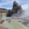 A UNAVCO Staff Choice<br /> Entry: 074-WJohnson<br /> <br /> Hydrothermal Explosion at Biscuit Basin<br /> Yellowstone National Park<br /> Wade Johnson