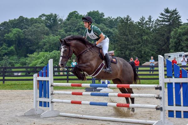 Pony Club Tetrathlon 062318
