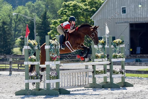 Pony Club Tetrathlon 062516