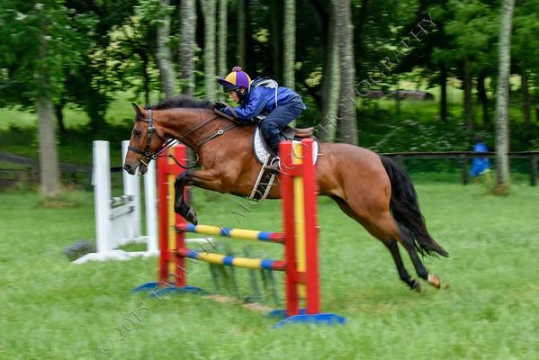 Pony Club Tetrathlon 062715