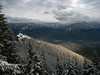 1) Subject: Flank of Table Mountain<br /> 2) Where it was taken: Table Mountain<br /> 3) Basic area/region: Columbia River Gorge, WA side<br /> 4) Season taken: Winter
