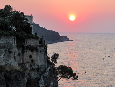 Gerry_Sunset in Sorrento