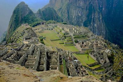MikeH Machu Picchu