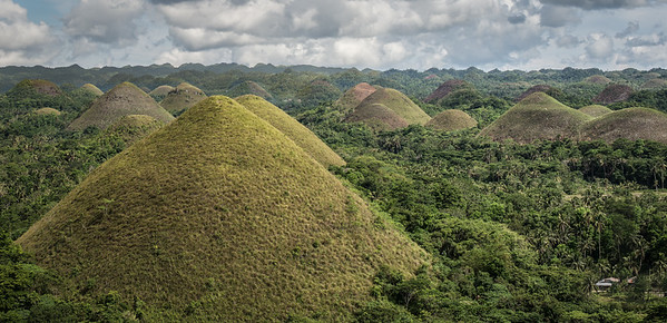 Kevin O'Neill The Chocolate Hills, Bohol