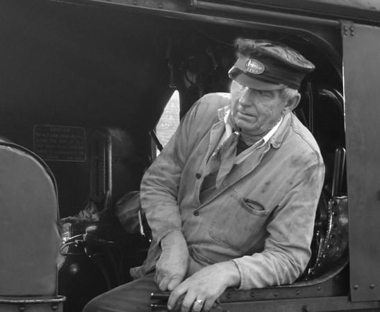 Dennis Poulter The driver