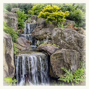 Ralph Wisley Waterfall
