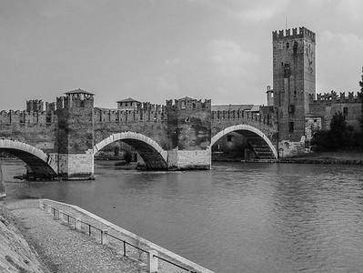 Castel Vecchio Bridge, Verona