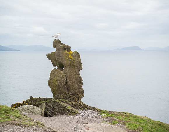Kevin O'Neill - Stone Cross on the Great Skellig
