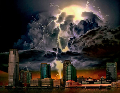 9 Northeastern Storm