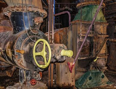 7 Inside Steel Mill