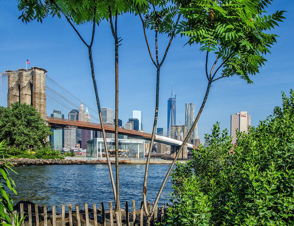 3 Manhattan View From Dumbo