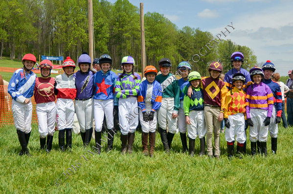 Grand National Junior Races 042316