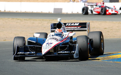 Izod Indycar Infineon 2010