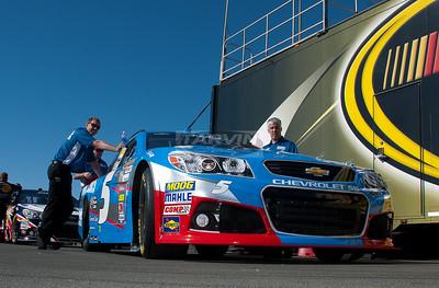 NASCAR Sonoma 2013
