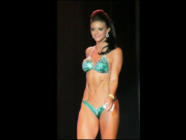 Renee Gallegos - Miss Fitness New Mexico 2012 - johnnietrujillo