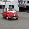 this thing  makes the Smart car look  big( the thing is a BMW Isetta )