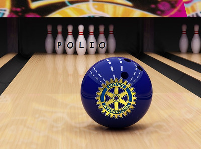 Rotary Bowling Night 2013