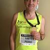 Pierre Denis premier amputé tibial belge à finir un marathon