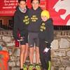 Cor'Huy'da 2017 : Podiums 100% hutois sur 2km - Victoires pour Léa Delcommune et Emma Verbrugghe