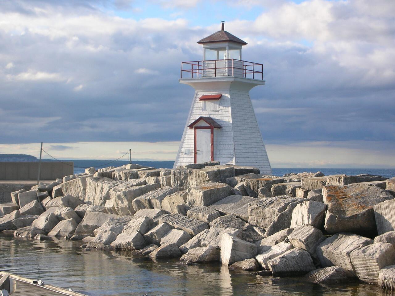 Lion's Head, Ontario Lake Huron (Georgian Bay) - Donald DeLong