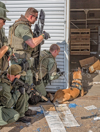 Police K9;  SWAT Training & Competitions