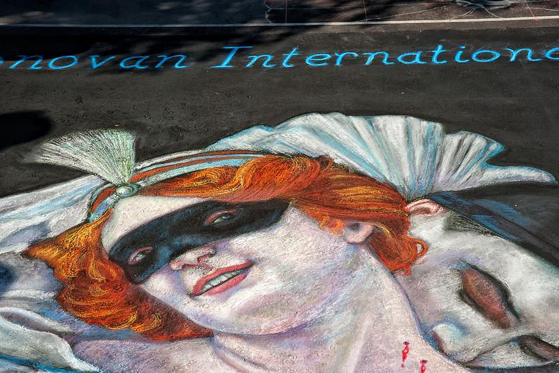 Sarasota Chalk Festival 2010