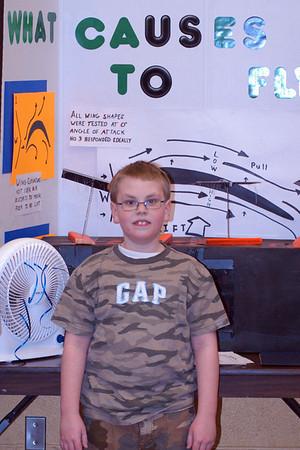 Kids at HWCDSB System Fair 2007