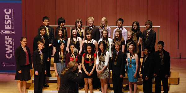 25 Silver Medallists
