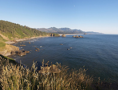 "31. ""Crescent Beach, Oregon"" by Gary_Berg."
