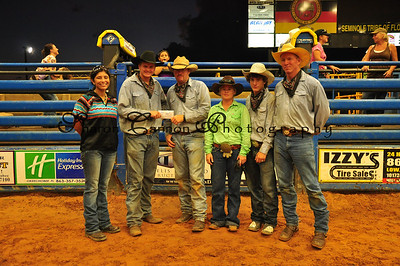Seminole Cattlewomen's Ranch Rodeo 2011