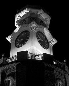 11. 'Clock Tower', by cosmonaut. 9/22/07, Olympus E-510.