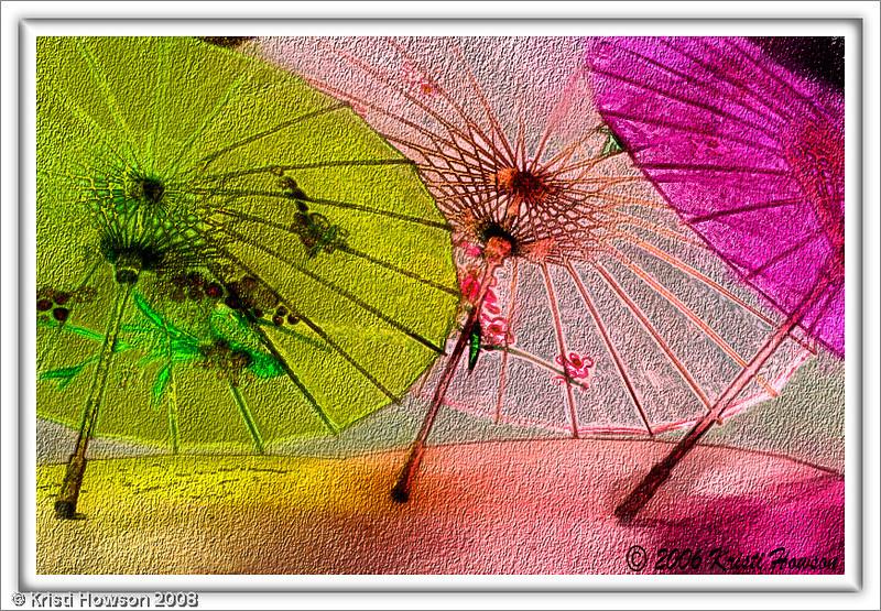 Dancing Umbrella's