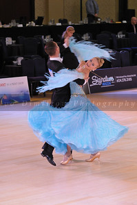 IDSF International Open Standard, Snow Ball Classic, 2011, February 5