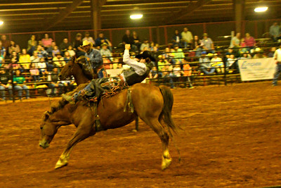 Southeast Regional Rodeo Finals 16 - Friday Night