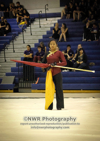 Spin Out Winter Guard