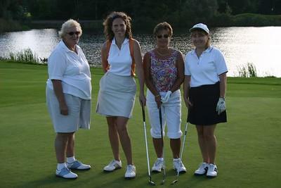 Teed Off Ladies' Golf Tournament September 2005