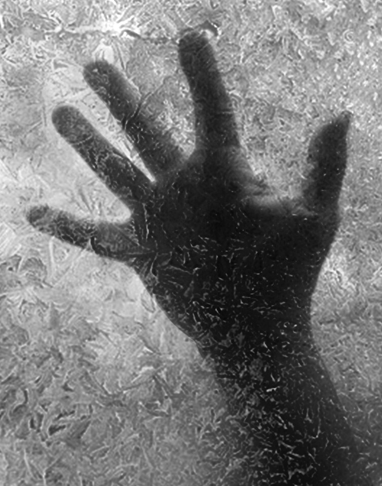 7. Frozen Hand 1