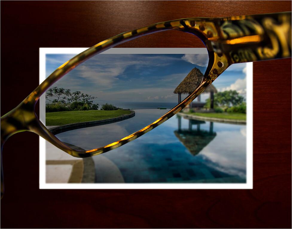 2. Eye Glass View